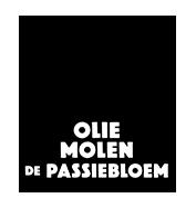 Oliemolen De Passiebloem logo